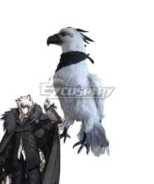Arknights Silverash's Birds Cosplay Accessory Prop