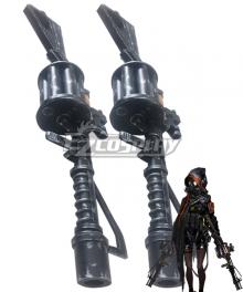 Arknights Skullshredder Gun Cosplay Weapon Prop