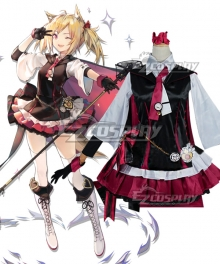 Arknights Sora Cosplay Costume