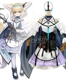 Arknights Suzuran Cosplay Costume