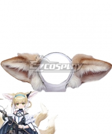 Arknights Suzuran Ears Cosplay Accessory Prop