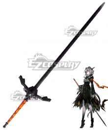 Arknights Talulah Sword Cosplay Weapon Prop