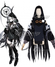 Arknights Tomimi Cosplay Costume