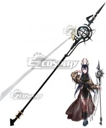 Arknights Tsukinogi Cosplay Weapon Prop