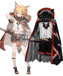 Arknights Vermeil Cosplay Costume