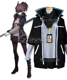 Arknights Yato Cosplay Costume