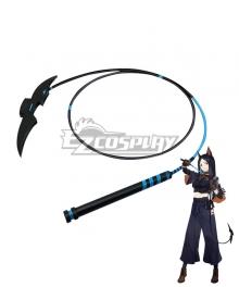 Arknights Dobermann Cosplay Weapon Prop