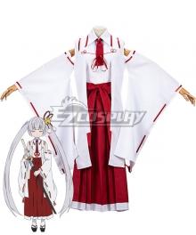 Armed Girl's Machiavellism Tsukuyo Inaba Cosplay Costume
