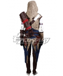 Assassin's Creed III Connor Render Cosplay Accessories
