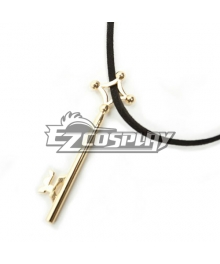Attack on Titan Eren Key of the Basement Cosplay Necklace