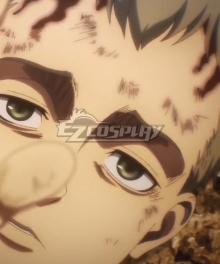 Attack On Titan Shingeki No Kyojin Final Season Falco Grice Grey Cosplay Wig