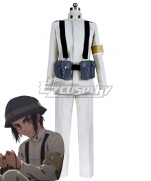 Attack On Titan Shingeki No Kyojin Final Season Marley Gabi Braun Cosplay Costume