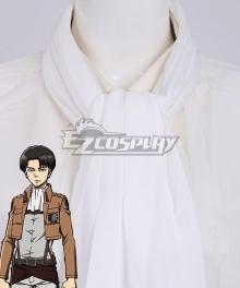 Attack On Titan Shingeki No Kyojin Levi Ackerman Rivai Akkaman Scarf Cosplay Accessory Prop