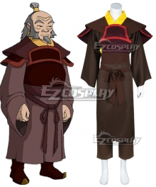 Avatar: The Last Airbender Iroh Cosplay Costume