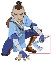 Avatar The Last Airbender Sokka Cosplay Boomerang Weapon Prop