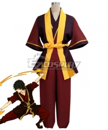 Avatar: The Last Airbender Zuko Cosplay Costume