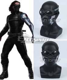 Avengers 3: Infinity War Winter Soldier James Buchanan Barnes Bucky Barnes Mask Cosplay Accessory Prop