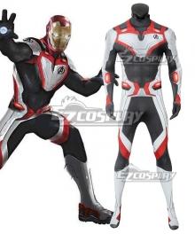 Marvel Avengers:Endgame Avengers Superhero Zentai Jumpsuit Battle Suit Cosplay Costume