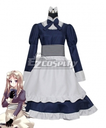 Byelorussia Natasha Alfroskaya Cosplay Costume from Axis Powers Hetalia