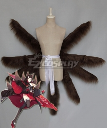 Azur Lane Akagi Tail Cosplay Weapon Prop