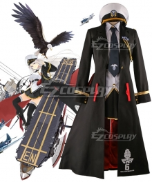 Azur Lane Enterprise Cosplay Costume