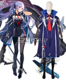 Azur Lane Essex Cosplay Costume