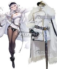 Azur Lane Gangut Cosplay Costume - B Edition