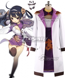 Azur Lane Ning Hai Cosplay Costume