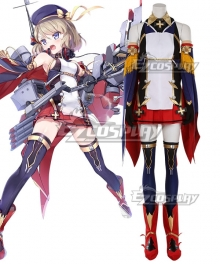 Azur Lane Z23 Cosplay Costume