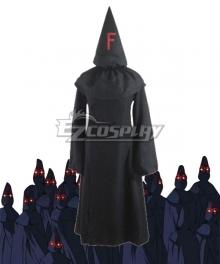 Baka to Test to Shoukanjuu FFF Inquisition Cosplay Costume