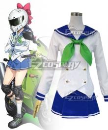 Bakuon!! Raimu Kawasaki Cosplay Costume