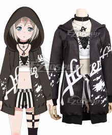 BanG Dream! Aoba Moca Cosplay Costume