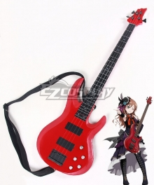 BanG Dream ! Lisa Imai Guitar Cosplay Weapon Prop