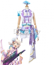 BanG Dream! Pastel*Palettes I Want to Share! Wakamiya Eve Cosplay Costume