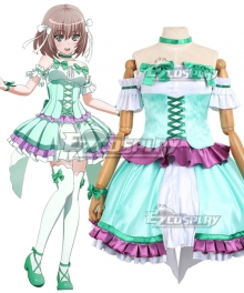 BanG Dream! Pastel*Palettes Yamato Maya Cosplay Costume