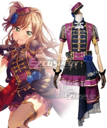 BanG Dream! Roselia I Can't See, But I'm Okay Imai Lisa Cosplay Costume