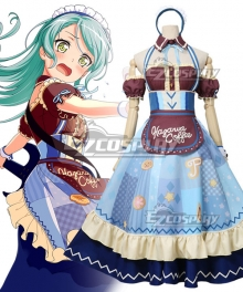 BanG Dream! Roselia Making cookies Hikawa Sayo Cosplay Costume