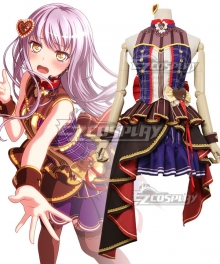 BanG Dream! Roselia Time Spent in Secret Minato Yukina Cosplay Costume