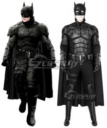 DC The Batman 2021  Bruce Wayne Robert Pattinson Cosplay Costume
