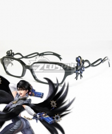Bayonetta 2 Bayonetta Glasses Cosplay Accessory Prop