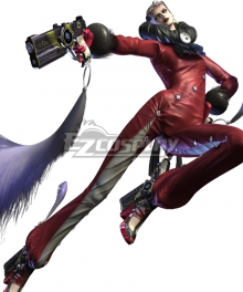 Bayonetta 1 Jeanne Cosplay Costume