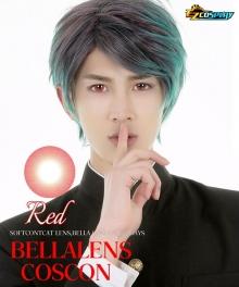 Bella Eye Coscon Clear Lens Katsuki Bakugou Protagonist Akira Kurusu Red Cosplay Contact Lense