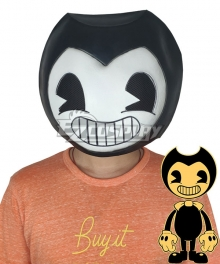 Bendy and the Ink Machine Bendy Halloween Mask Cosplay Accessory Prop
