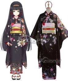 Bishoujo Mangekyou Renge Kimono Cosplay Costume