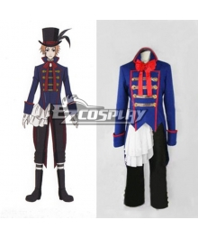Black Bulter Drossel Kainz Cosplay Costume