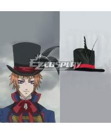 Black Bulter Drossel Kainz Cosplay Hat