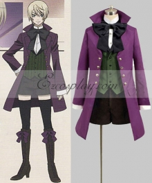 Black Butler Alois Trancy Cosplay Costume