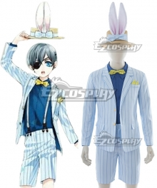 Black Butler Black Label Pop Up Store Ciel Phantomhive Cosplay Costume