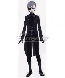 Black Butler Kuroshitsuji OVA The Making of Kuroshitsuji II Ciel Phantomhiv Party Dress Cosplay Costume