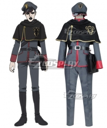Black Clover Gordon Agrippa Cosplay Costume